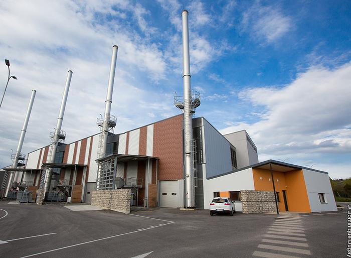 Journées du patrimoine 2020 - Visitez la Chaufferie Biomasse de Dijon Métropole