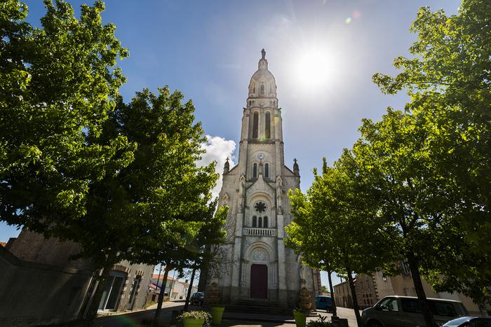 Journées du patrimoine 2020 - Église Saint-Léobin