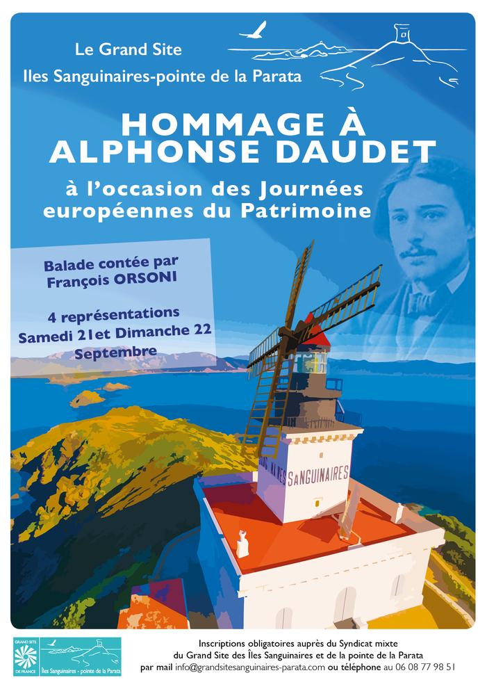 Journées du patrimoine 2019 - Balade contée