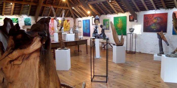 Journées du patrimoine 2020 - Exposition Peinture et Sculpture
