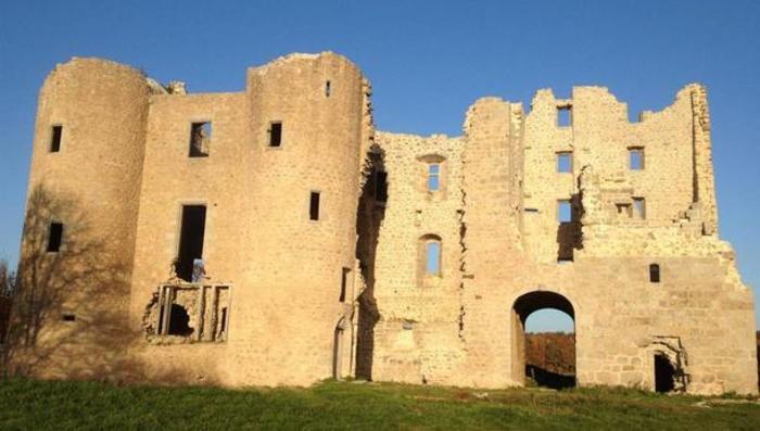 Journées du patrimoine 2019 - Visite guidée du château de Naucaze