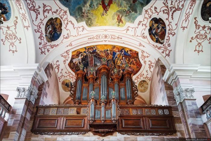 Journées du patrimoine 2019 - Présentation de l'orgue et visite de la tribune