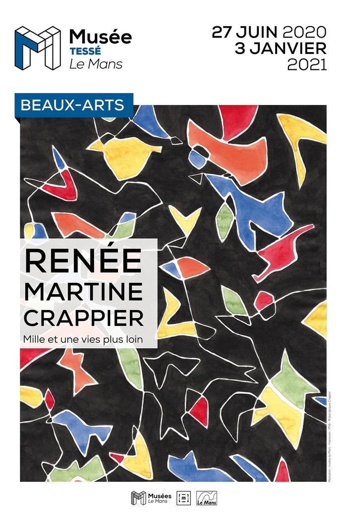 Journées du patrimoine 2020 - Renée Martine Crappier - Mille et une vies plus loin