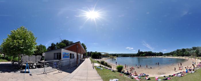 Journées du patrimoine 2019 - Il était une fois l'île de loisirs de Cergy-Pontoise