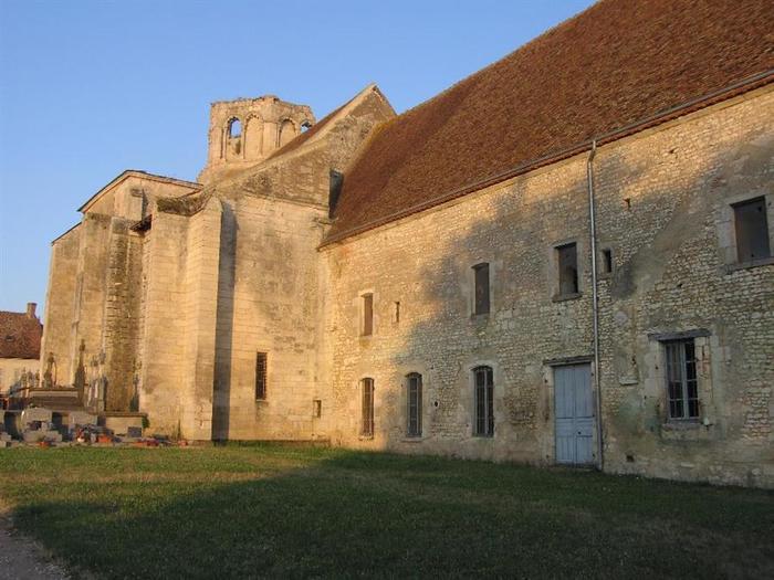 Journées du patrimoine 2019 - Visite de l'abbaye Saint-Laurent