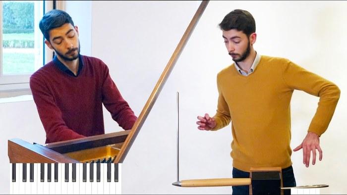 Journées du patrimoine 2019 - Concerts de thérémine et de piano