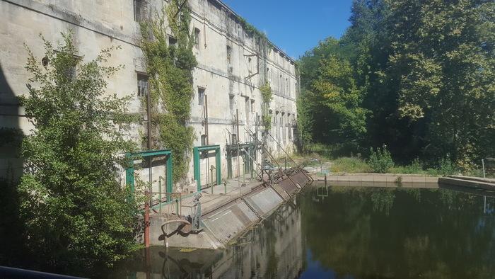 Journées du patrimoine 2020 - Village du livre : Visite des turbines
