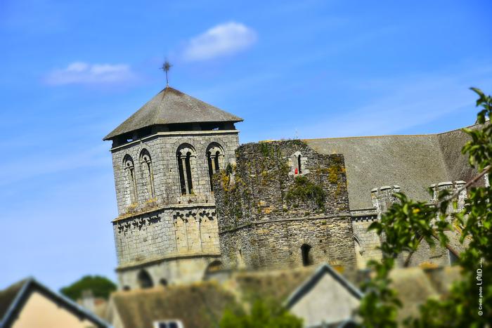 Journées du patrimoine 2019 - Visite guidée de la cité médiévale de Saint-Yrieix