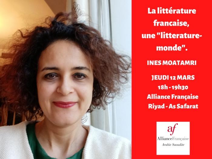 Conférence-débat sur la littérature francophone