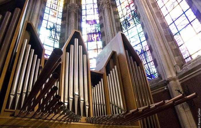 Journées du patrimoine 2020 - Visite libre - Amis des orgues