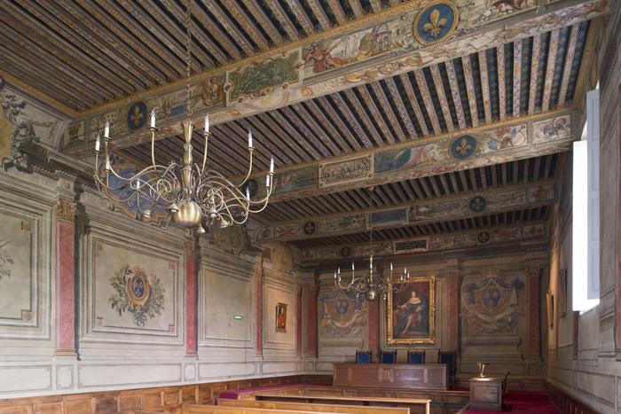 Journées du patrimoine 2020 - Visite de l'ancien Parlement de Dombes