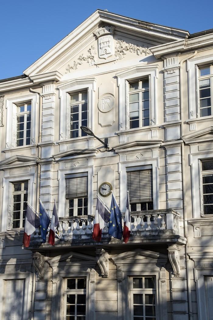Journées du patrimoine 2020 - Visite commentée de l'Hôtel de Ville