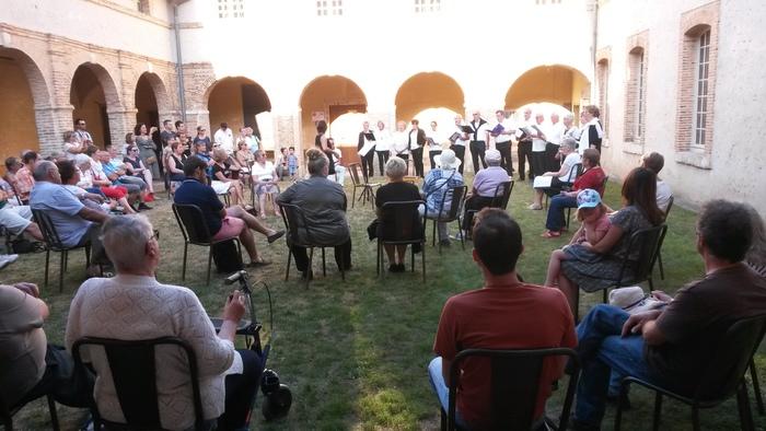 Journées du patrimoine 2020 - Concert de la chorale 'Voix Si Voix La'