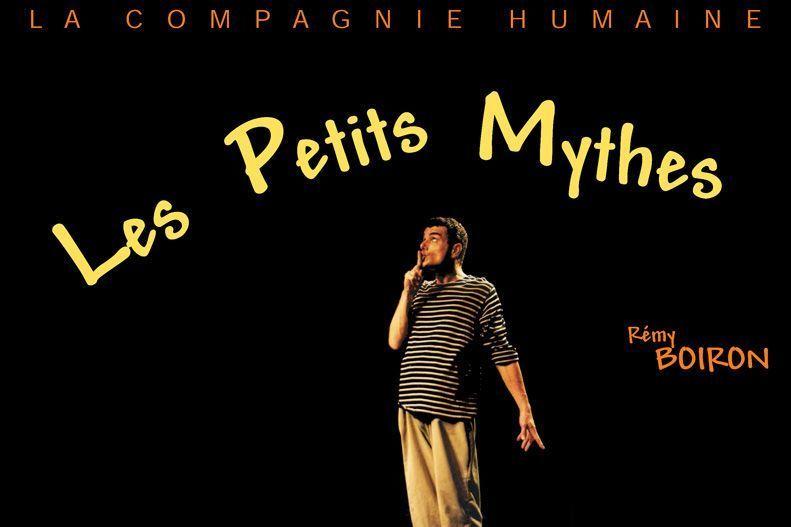 """Reporté / Spectacle: """"Les petits Mythes"""""""
