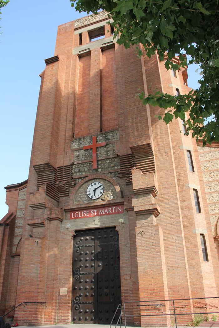 Journées du patrimoine 2019 - Bâtir une église, bâtir la paix : le centenaire de l'église Saint-Martin de Bon-Secours (1920-2020)