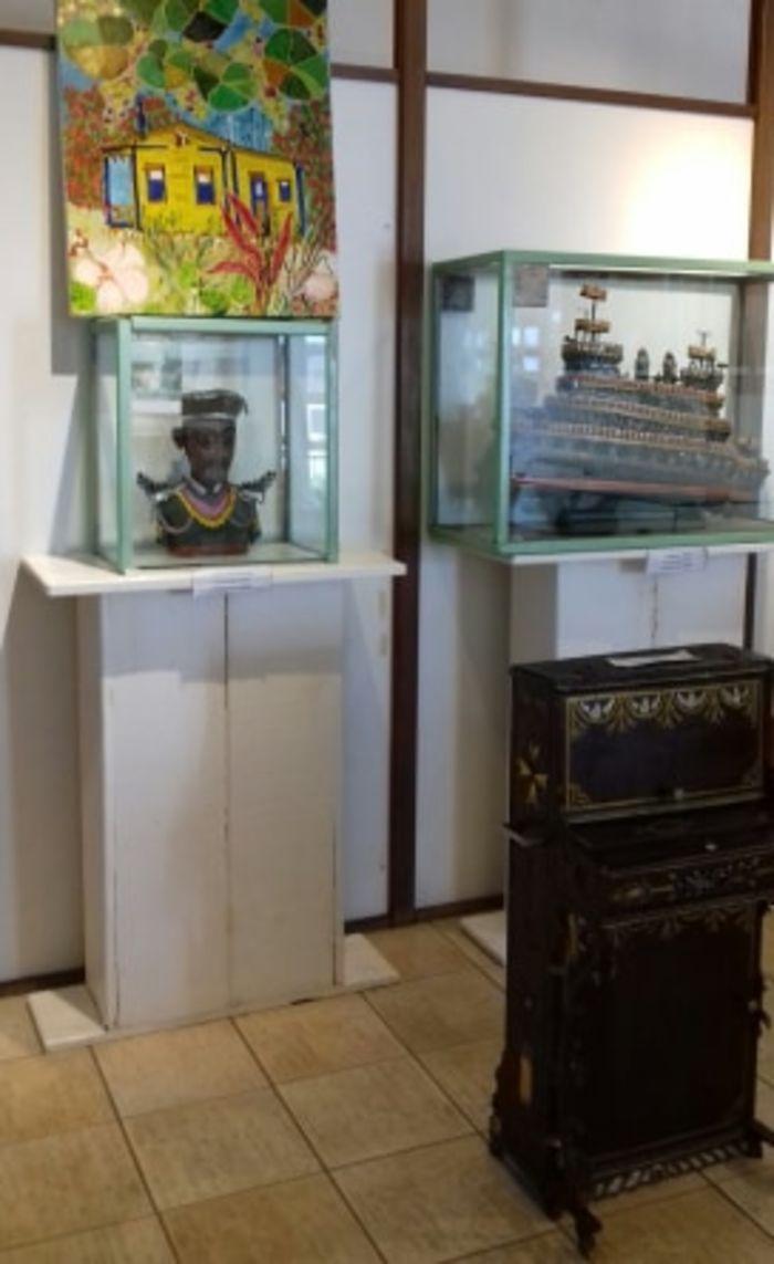 Journées du patrimoine 2019 - Le Diamant / Espace muséographique Bernard David / Le secret de moi-même / exposition