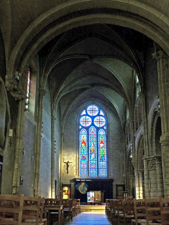 Journées du patrimoine 2020 - Audition d'orgue dans l'église Saint-Nicolas