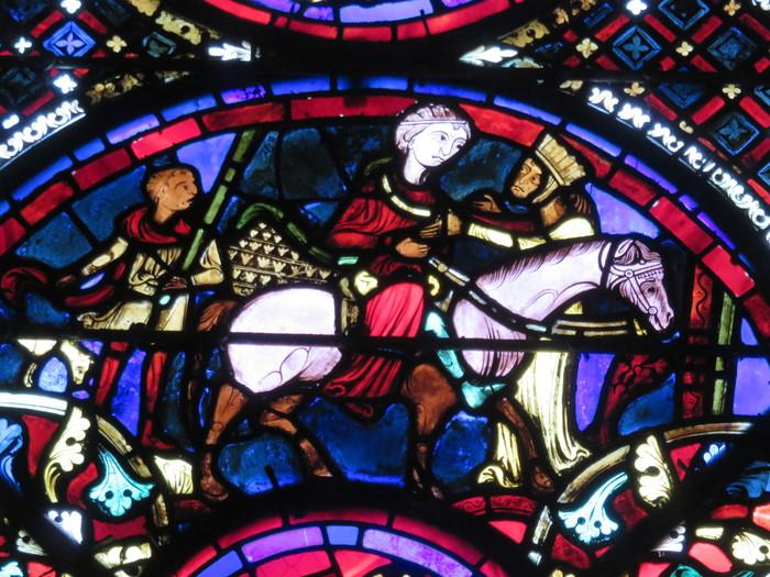 Journées du patrimoine 2020 - L'art du vitrail : enquête codée