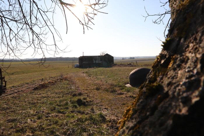 Journées du patrimoine 2019 - Visite guidée de Fortifications de Campagne