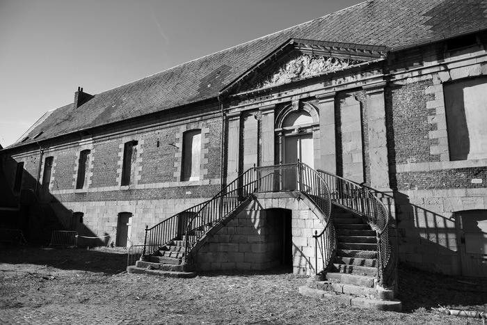 Journées du patrimoine 2019 - L'histoire de l'architecture de l'Abbaye d'Hautmont