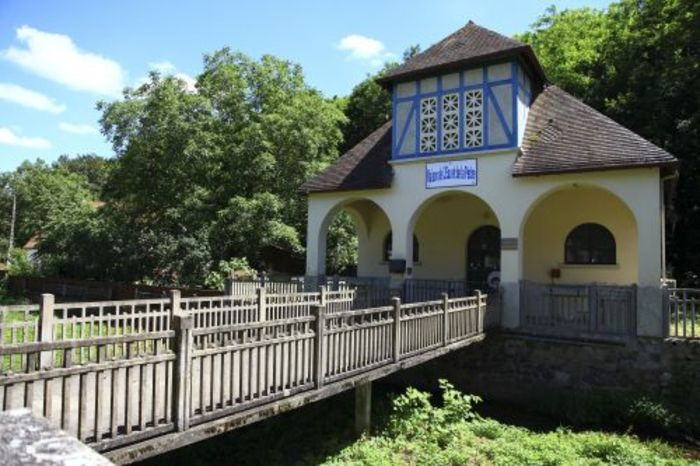 Journées du patrimoine 2020 - Maison de l'Eau et de la Pêche