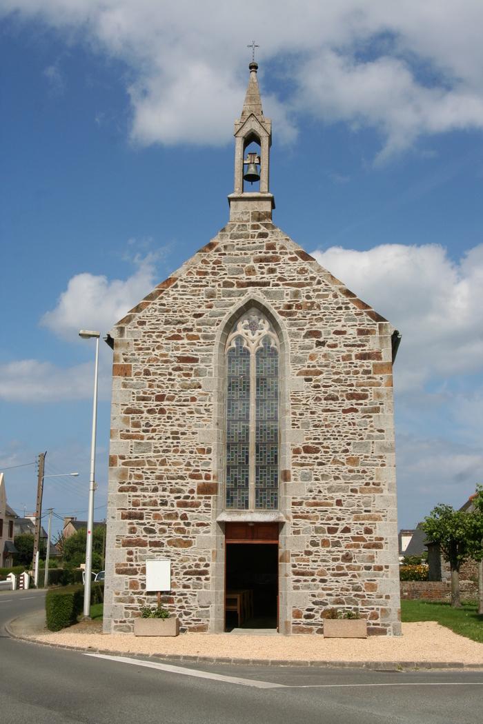 Journées du patrimoine 2020 - Visite libre de la Chapelle de la Garde (Croix Guingard)