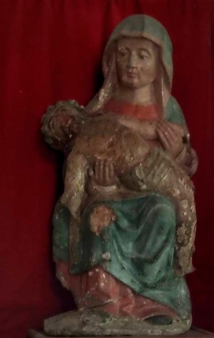 Journées du patrimoine 2020 - Visite libre de la chapelle de Saint Gonval