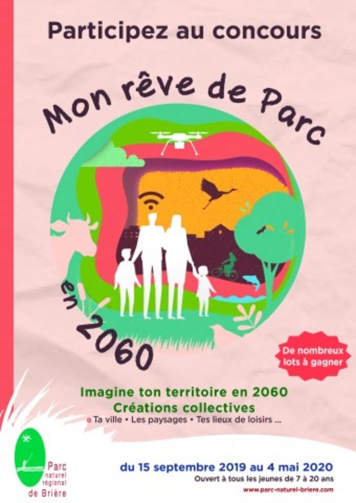 Journées du patrimoine 2020 - Mon rêve de Parc