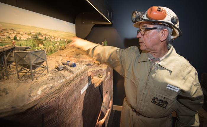 Journées du patrimoine 2020 - Visite Guidée de la Maison du Mineur & des Energies