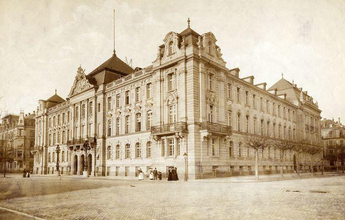 Journées du patrimoine 2020 - Visite du bâtiment de la Direction régionale des Finances publiques