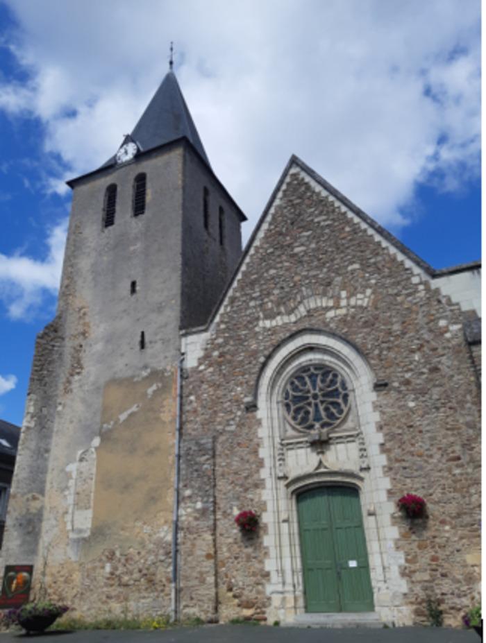 Journées du patrimoine 2019 - Visite libre de l'Eglise St Hilaire à Etriché