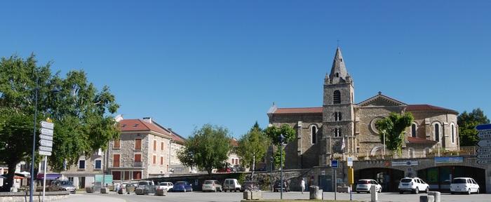 Journées du patrimoine 2020 - Visite guidée de La Chapelle en Vercors