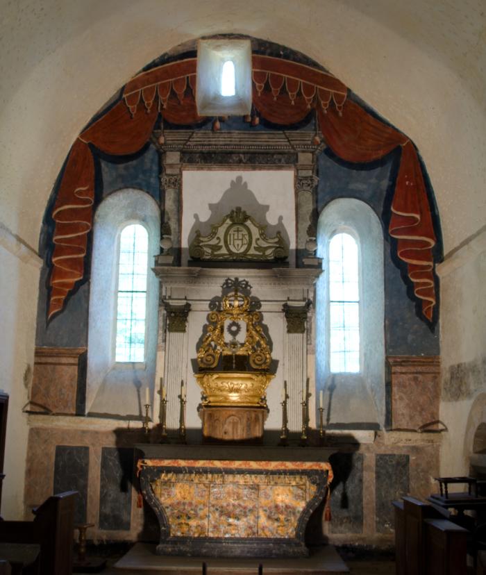 Journées du patrimoine 2020 - Visite libre de l'église Saint Pierre