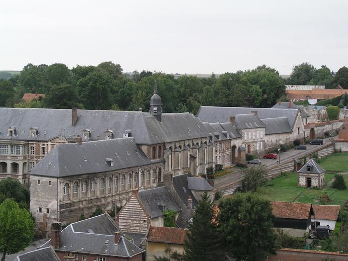 Journées du patrimoine 2020 - Visite guidée de la Chapelle de l'Hôtel-Dieu de Saint-Riquier