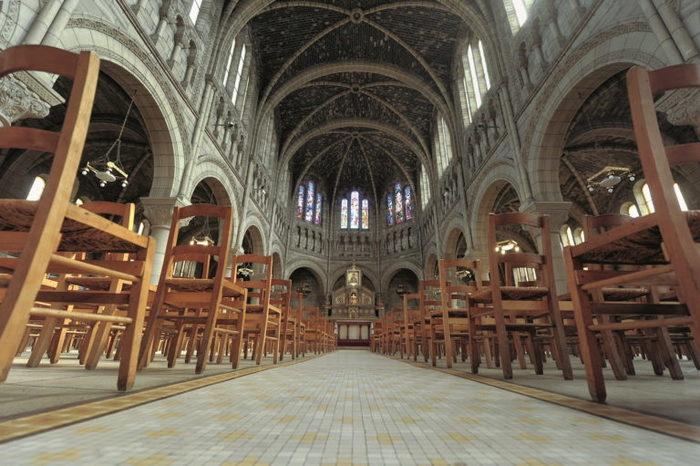 Journées du patrimoine 2020 - Visite libre de l'église Notre-Dame-du-Perpétuel-Secours