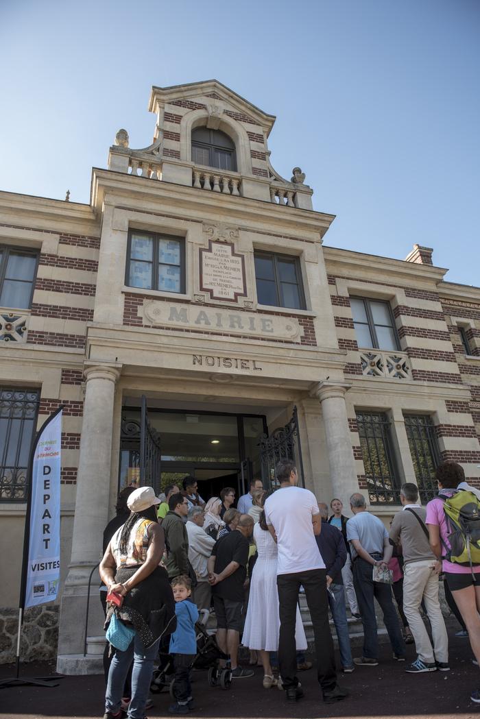 Journées du patrimoine 2020 - Laissez-vous conter la cité Menier