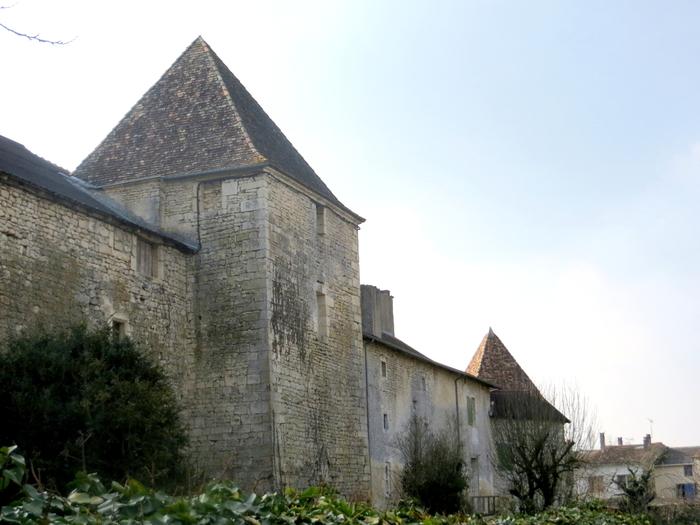 Journées du patrimoine 2020 - Visite des défenses avancées du château