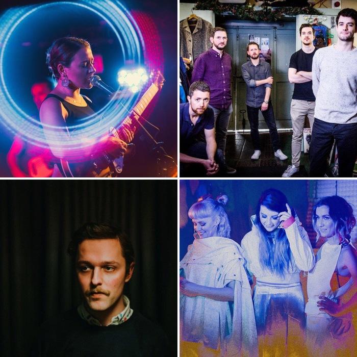 Fête de la musique 2019 - Grande soirée irlandaise avec Joshua Burnside, Notify & guest Síomha, Wyvern Lingo