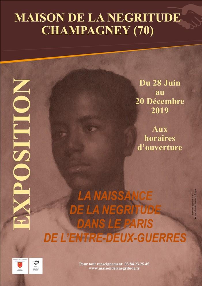 Journées du patrimoine 2019 - Exposition temporaire : la naissance de la Négritude dans le Paris de l'entre-deux-guerres