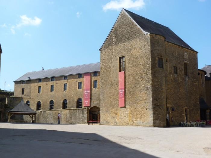 Journées du patrimoine 2019 - Visite libre du château fort de Sedan