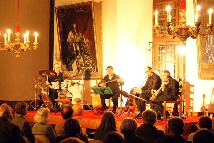 Journées du patrimoine 2019 - Concert : Bernard de Ventadour au château de Hautefort