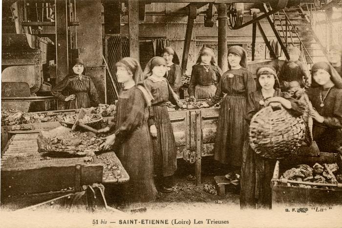 Journées du patrimoine 2019 - Couriot insolite : Mine de femmes !