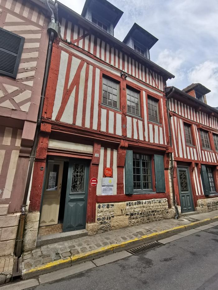 Journées du patrimoine 2020 - Visite libre des Maisons Satie