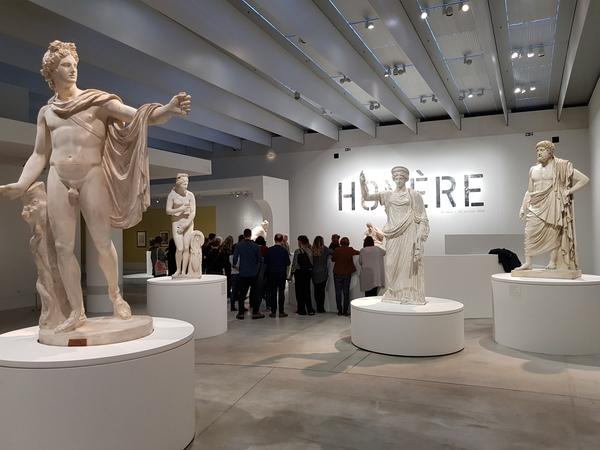 Nuit des musées 2019 -Visite audio-descriptive