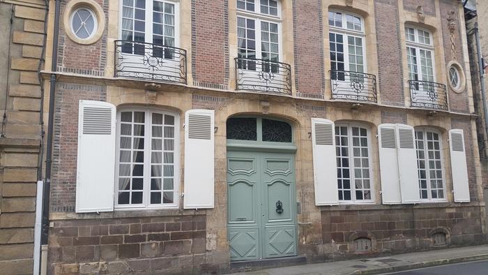 Journées du patrimoine 2019 - visite guidée de l'hôtel de Garidel-Thoron