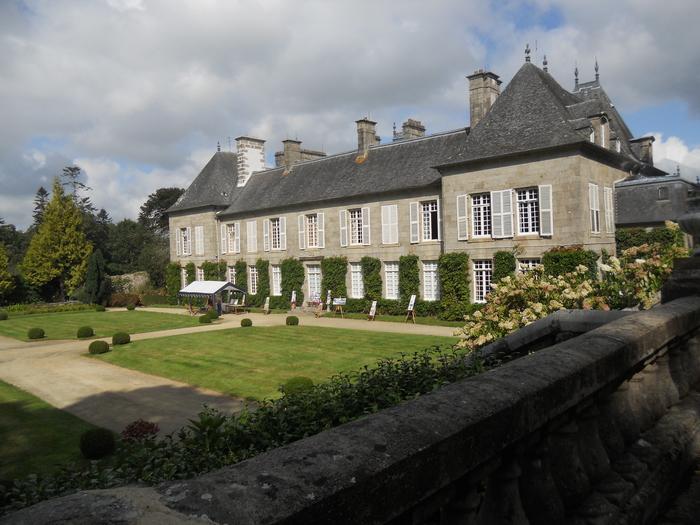 Journées du patrimoine 2020 - Découverte du parc du château de Lesquiffiou