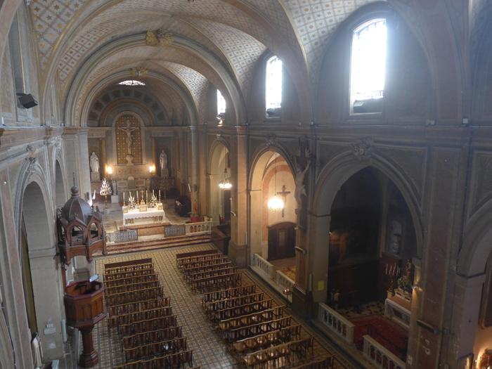 Journées du patrimoine 2020 - Vêpres en Grégorien à l'église Sainte-Eulalie