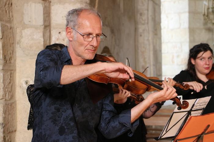 Journées du patrimoine 2019 - Concert de musique baroque de l'ensemble