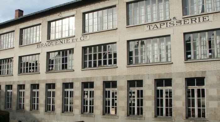 Journées du patrimoine 2019 - La Manufacture Braquenié ouvre ses portes pour les Journées Européennes du Patrimoine