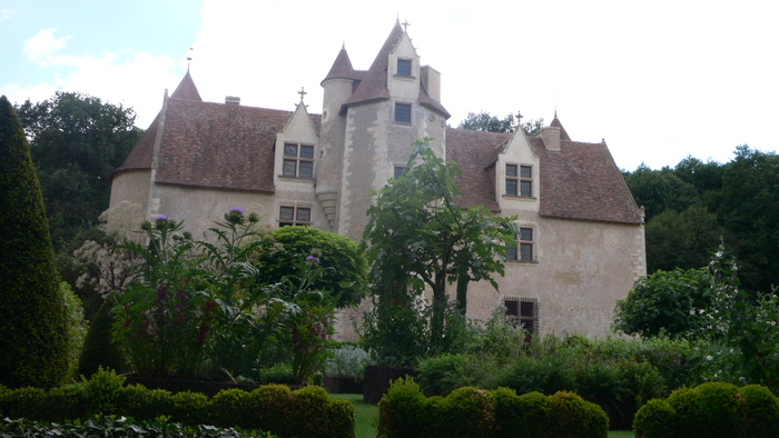 Journées du patrimoine 2019 - Visite d'un authentique château du XVe siècle et de ses jardins